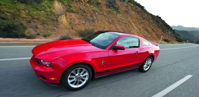 Ford Mustang 3.7 (2011-)