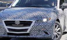 Spion: Mazda 3 blir roligare och lättare