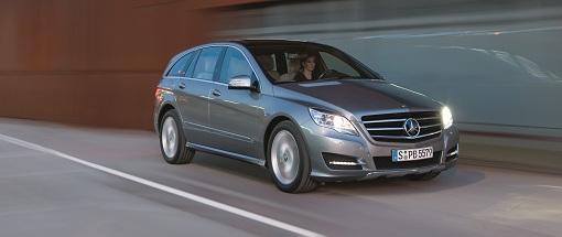 Mercedes-Benz R 350 CDI 4-MATIC (2011-)