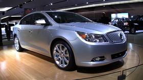 DETROIT: Buick LaCrosse