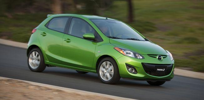 Mazda 2 1.6 MZ-CD (2011-)