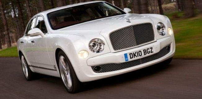 Bentley Mulsanne (2011-)