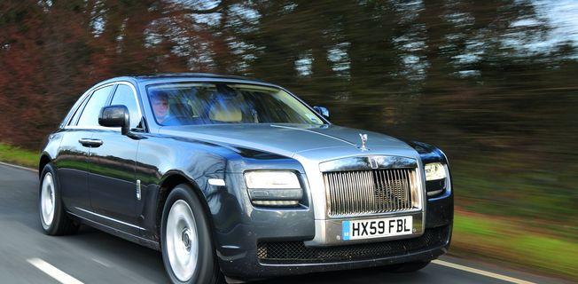 Rolls-Royce Ghost (2011-)
