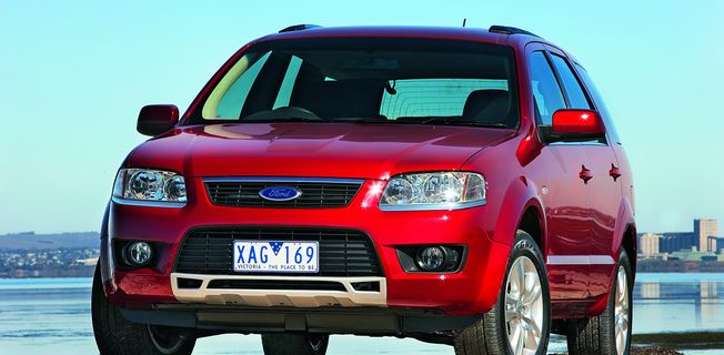 Ford Territory 4.0 (2011-)