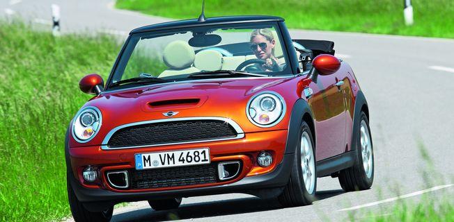 Mini Cooper Cabriolet (2011-)