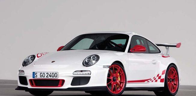 Porsche 911 GT3 RS (2011-)