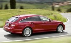 Officiell: Mercedes CLS Shooting Brake