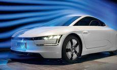 VW XL1 – världens snålaste och halaste bil