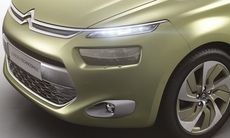 Citroën Technospace visar nästa Picasso