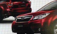 Bildläcka: Här är nya Subaru Forester