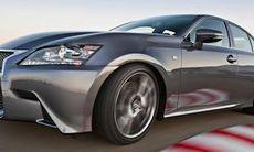 Lexus GS Coupé kommer 2013