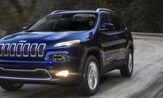 Jeep Cherokee officiell – snyggare nu?