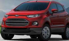 Ford Ecosport leder ny offensiv i Kina
