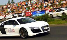 Gran Turismo Polonia satte publikrekord