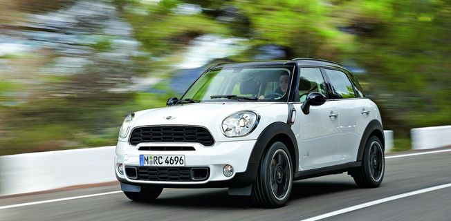 Mini Cooper Countryman (2011-)