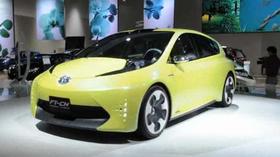 DETROIT: Toyota FT-CH - ny mini-Prius