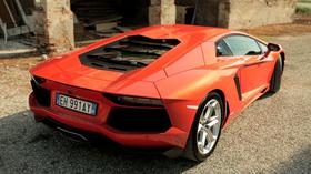 PROVKÖRD: Lamborghini Aventador