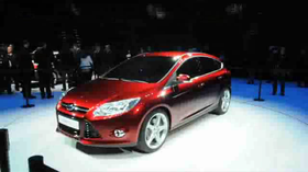 DETROIT: Nya Ford Focus