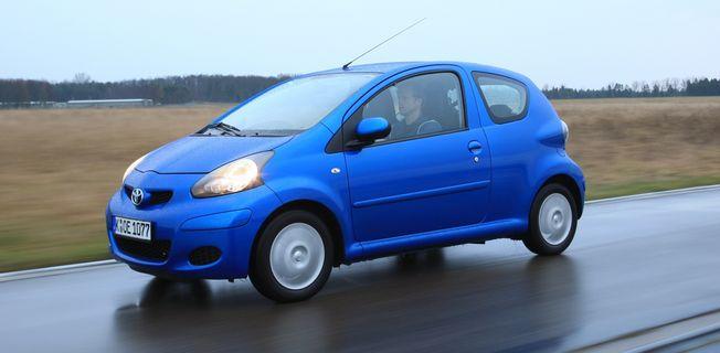 Toyota Aygo 1.0i (2011-)