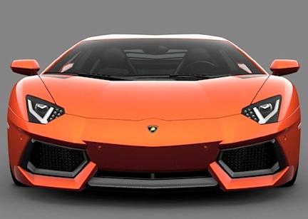 MY2013 Lamborghini Aventador LP 700-4 Cylinder Deactivation System 2013