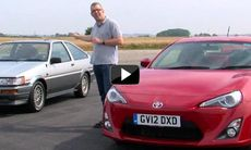 Film: Toyota GT 86 – gammal mot ny