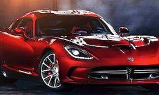 Nya Dodge SRT Viper – lättare och starkare än någonsin