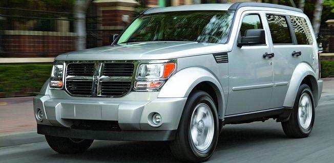 Dodge Nitro 4.0 (2011-)