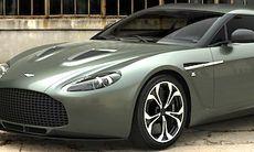 Aston Martin V12 Zagato – redo för gatan