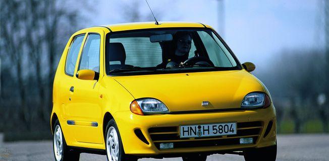 Fiat Seicento (2011-)