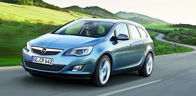 Opel Astra Sports Tourer 1.4 Turbo (2011-)