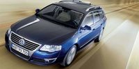 Passat BlueMotion: Kloksnål