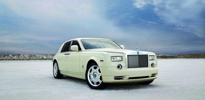 Rolls-Royce Phantom (2011-)