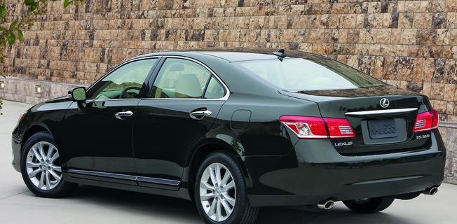 Lexus ES 3.5 (2011-)