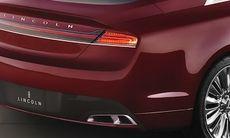 Lincoln MKZ Concept gjorde rykande premiär