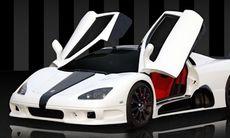 Shelby SuperCars ska bygga eldriven supersportbil