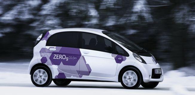 Citroën C-Zero (2011-)