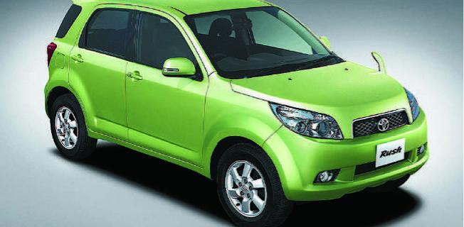 Toyota Rush 1.5 (2011-)