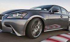 Lexus GS kommer som snålhybrid och M5-konkurrent