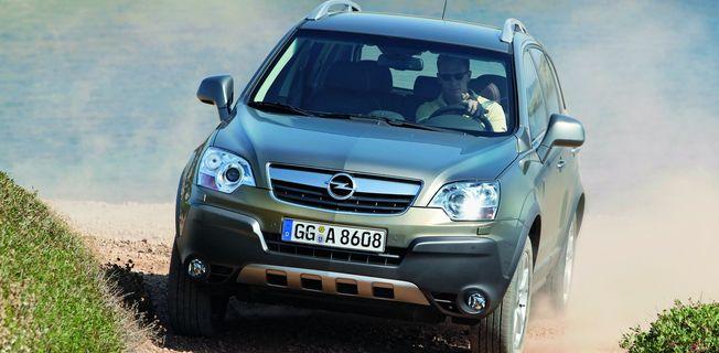 Opel Antara 2.4 (2011-)