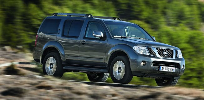 Nissan Pathfinder 3.0 dCi (2011-)
