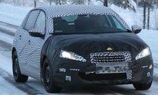 Spion: Peugeot 308 - eller 307?