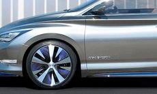 Infiniti LE Concept – elbilen som ska bli verklig