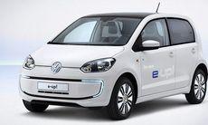 Volkswagen E-Up lanseras i höst