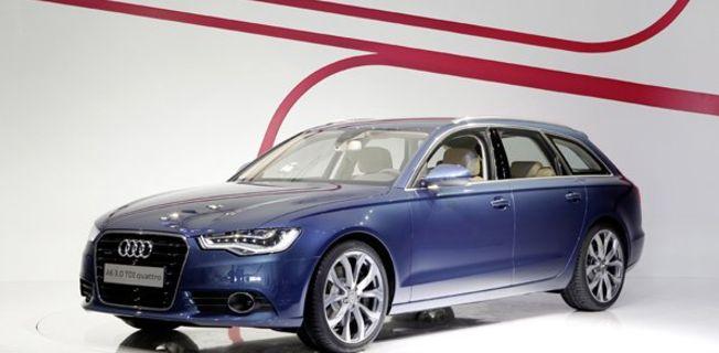 Audi A6 Avant 3.0 TDI Quattro (2011-)