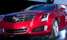 Cadillac ATS siktar in sig på 3-serien