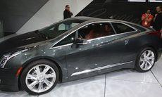 Cadillac ELR Hybrid Coupe – elbil med stil
