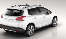 Peugeot 2008 – officiella bilder läcker ut