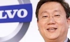 Volvo väljer Shanghai som centrum i Kina