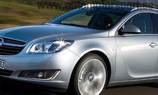Spion: Opel Insignia facelift