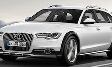 Audi A6 Allroad quattro - tredje generationen är här